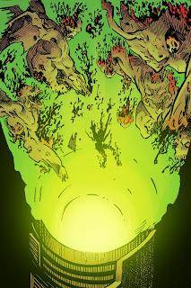 Bigfoot Sword of the Earthman bigfoot comic book bigfoot graphic novel issue two
