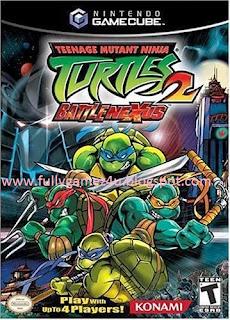 Download Teenage Mutant Ninja Turtles 2 Game