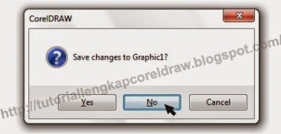 cara mengatasi leave data on clipboard for other application pada coreldraw