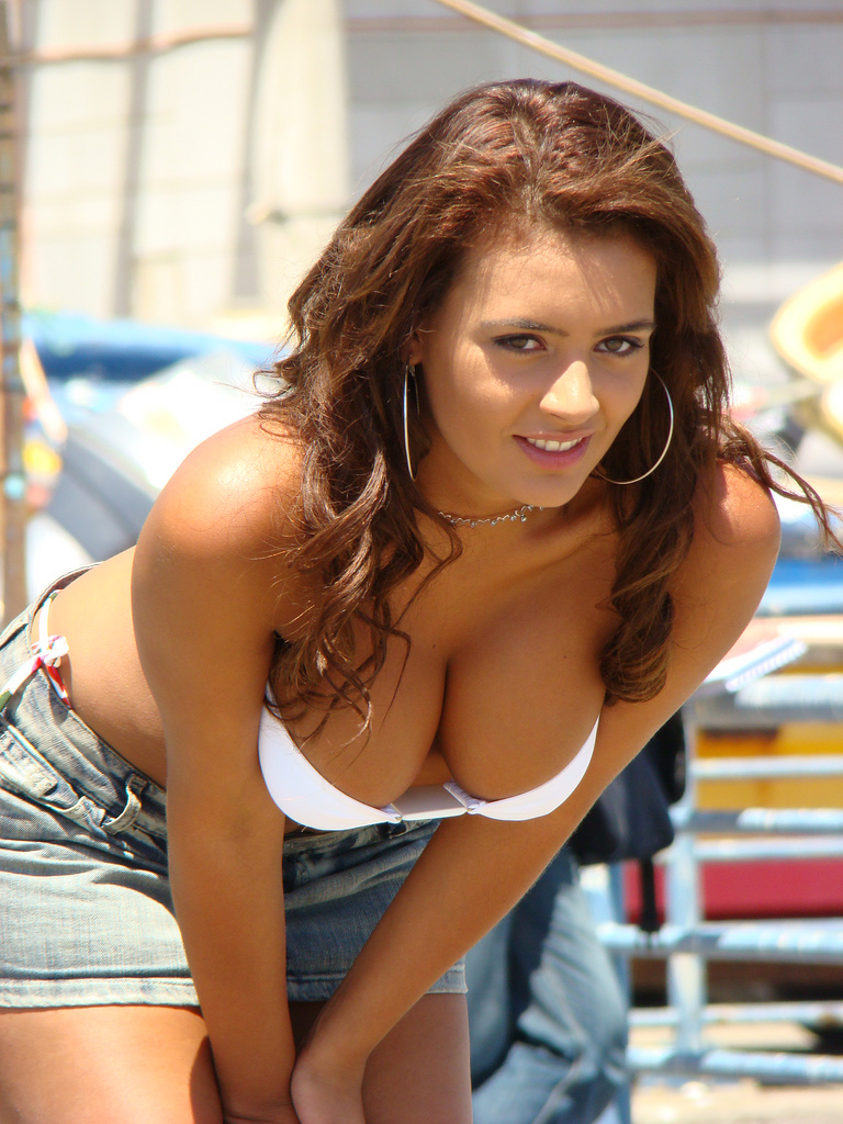 Latino Busty Pretty