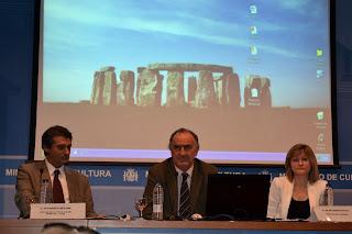Fernando Molina, Santos Castro, Pilar Cámara