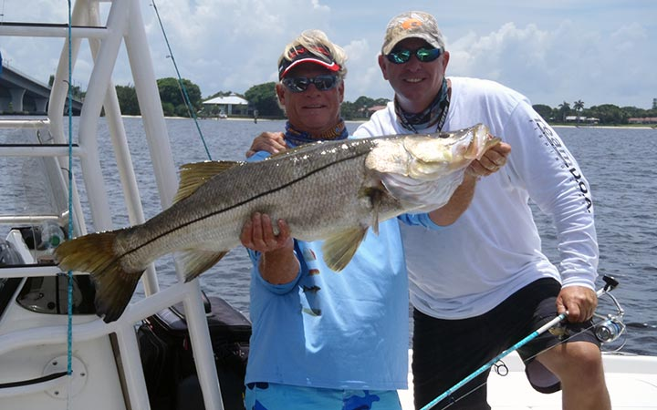March Stuart Cold Front Fishing Report with Capt. Greg Snyder