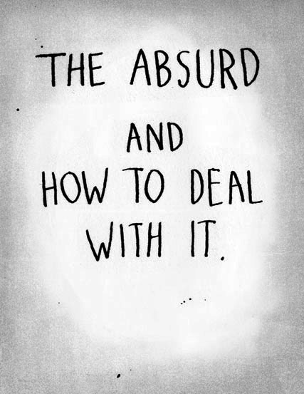 Samizdat blog the absurd and how to deal with it