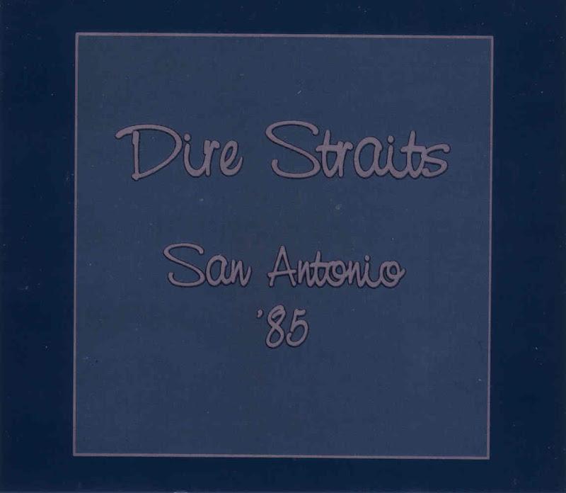Dire straits 1985 08 16 san antonio tx sbd flac