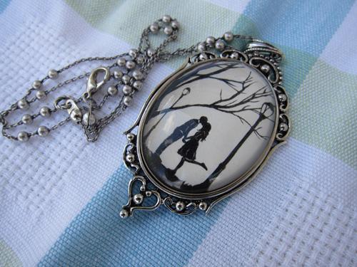 necklace from Tina Tarnoff