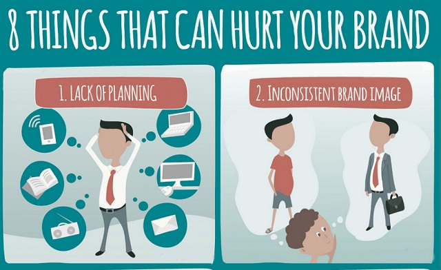 Image: 8 Things That Can Hurt Your Brand