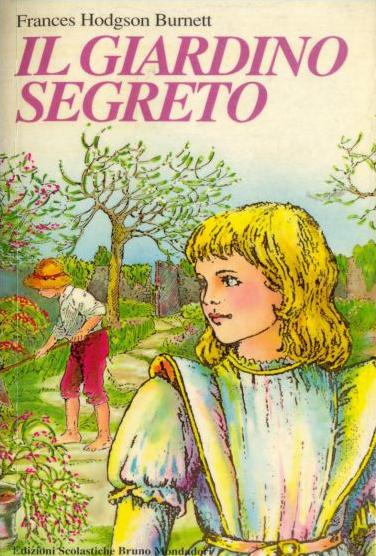 Caf litt raire da muriomu recensione il giardino segreto di f h burnett - Il giardino segreto banana ...