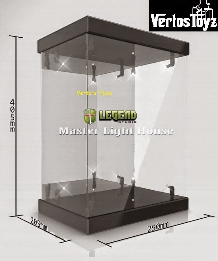 IN STOCK Legend Studio Master Light house for 1/6 scale figures Display case