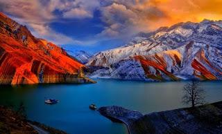 Amir-Kabir-Dam-In-Iran