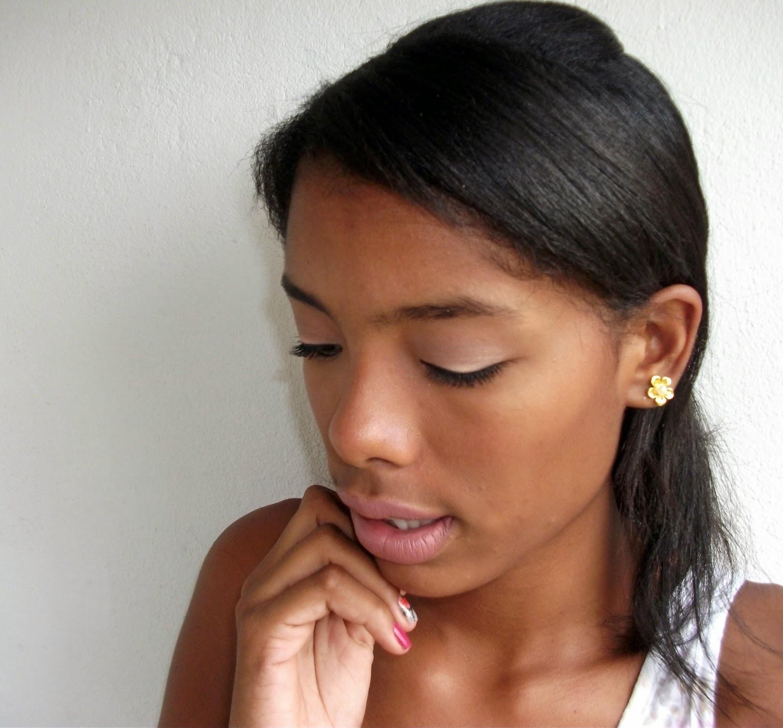 Tutorial: Maquiagem Nude Chic