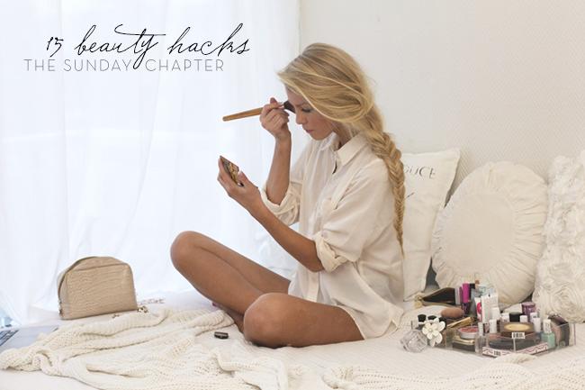 Beauty Lifestyle blog, Beauty hacks, makeup tricks