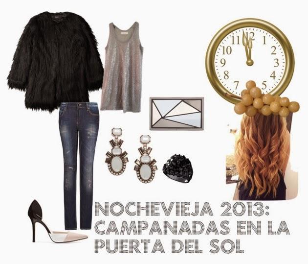 Looks para nochevieja 2013 sun coffee and style - Autoescuela gala puerta del sol ...
