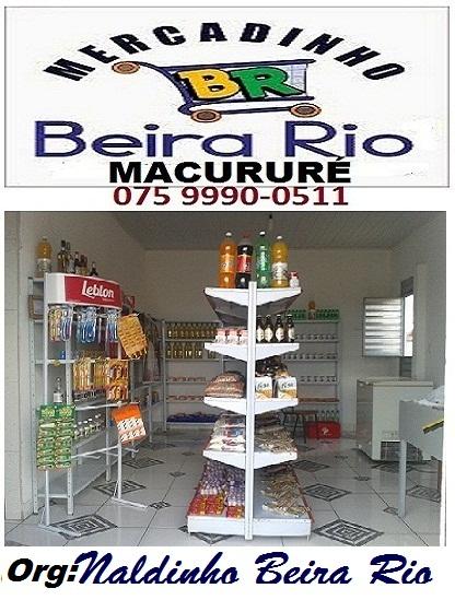 """MERCADINHO """"BEIRA RIO'"""