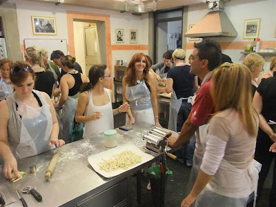 florence pasta cooking class