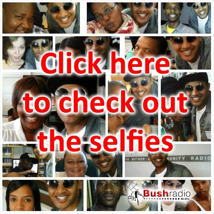 The Bush Selfie King - https://bushradio.wordpress.com/2015/04/03/the-bush-selfie-king/