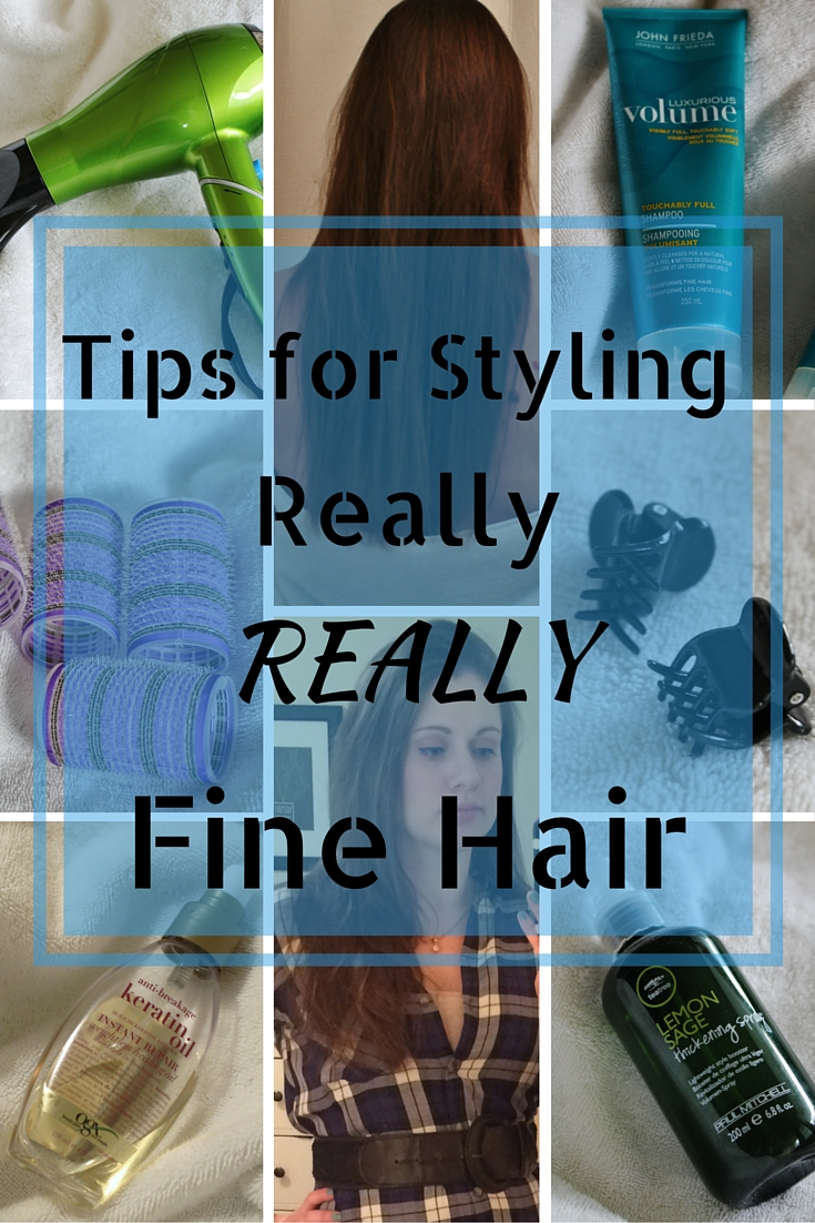 Cook Wine And Thinker Tips For Styling Really Really Fine Hair - Fine hair styling