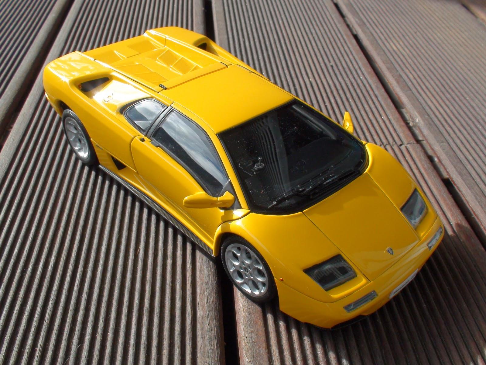 Pseudo Cars Lamborghini Diablo Vt 6 0 2000