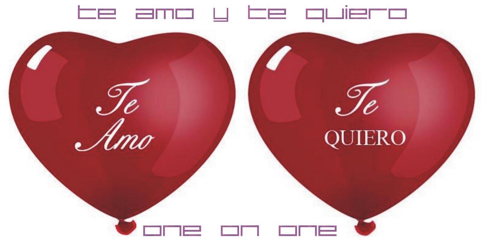 Te Amo y Te Quiero Lindas Imagenes De Amor Con Frases