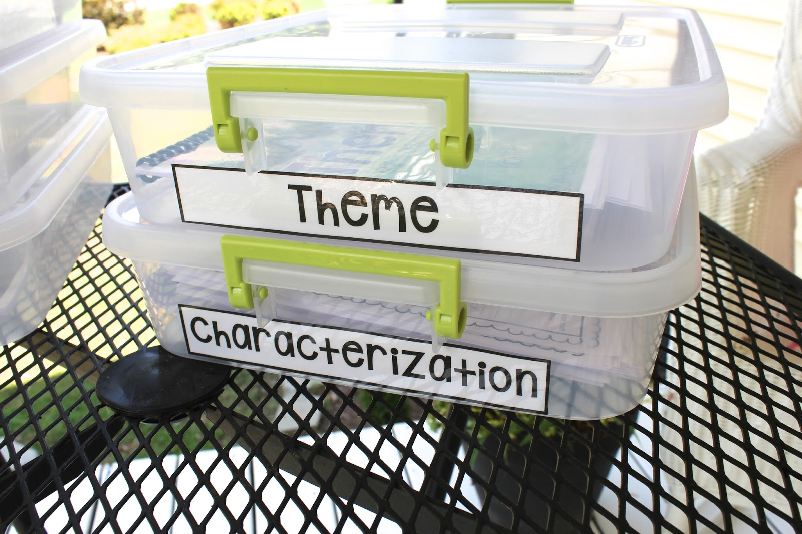 """figurative language breakdown This lesson plan allows students to review literary terms, rhetorical devices and  figurative language with a scavenger hunt through """"i have a."""