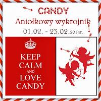 Walentynkowe Candy z Aniołkami:)