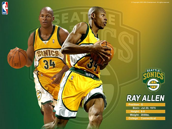 Ray+Allen+Stats+Nba