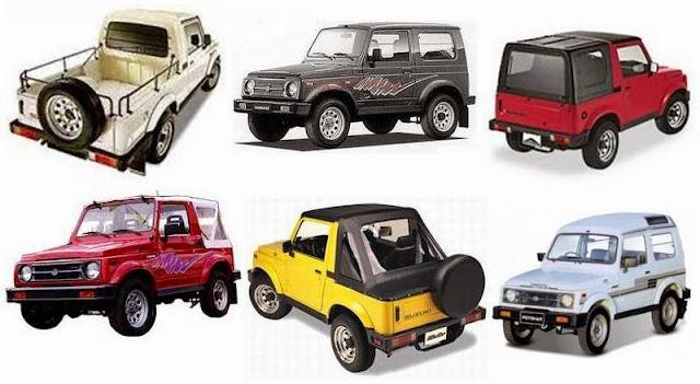 Foto-foto Modifikasi Suzuki Jimny Katana