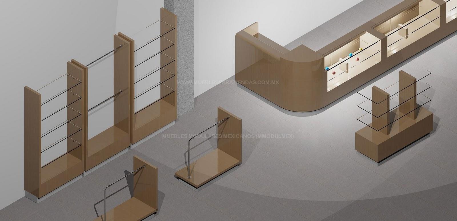 Mostradores de tiendas vitrinas para farmacias muebles - Mostradores de diseno ...
