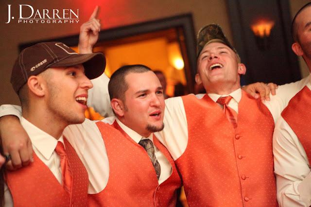 pics of the reception at a Bermuda Run Counrty Club Wedding in Bermuda Run North Carolina