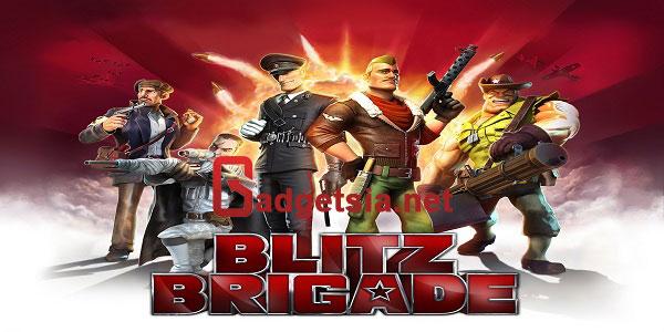 Game Tembak Tembakan Android Terbaik - Blitz Brigade