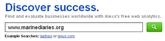Claim a Website or Blog on Alexa