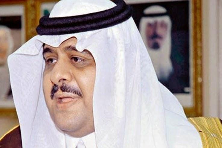 وفاة سمو الأمير خالد بن تركي بن عبدالعزيز بن تركي