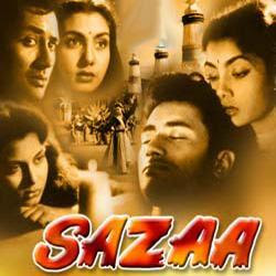Sazaa 1951 Hindi Movie Watch Online