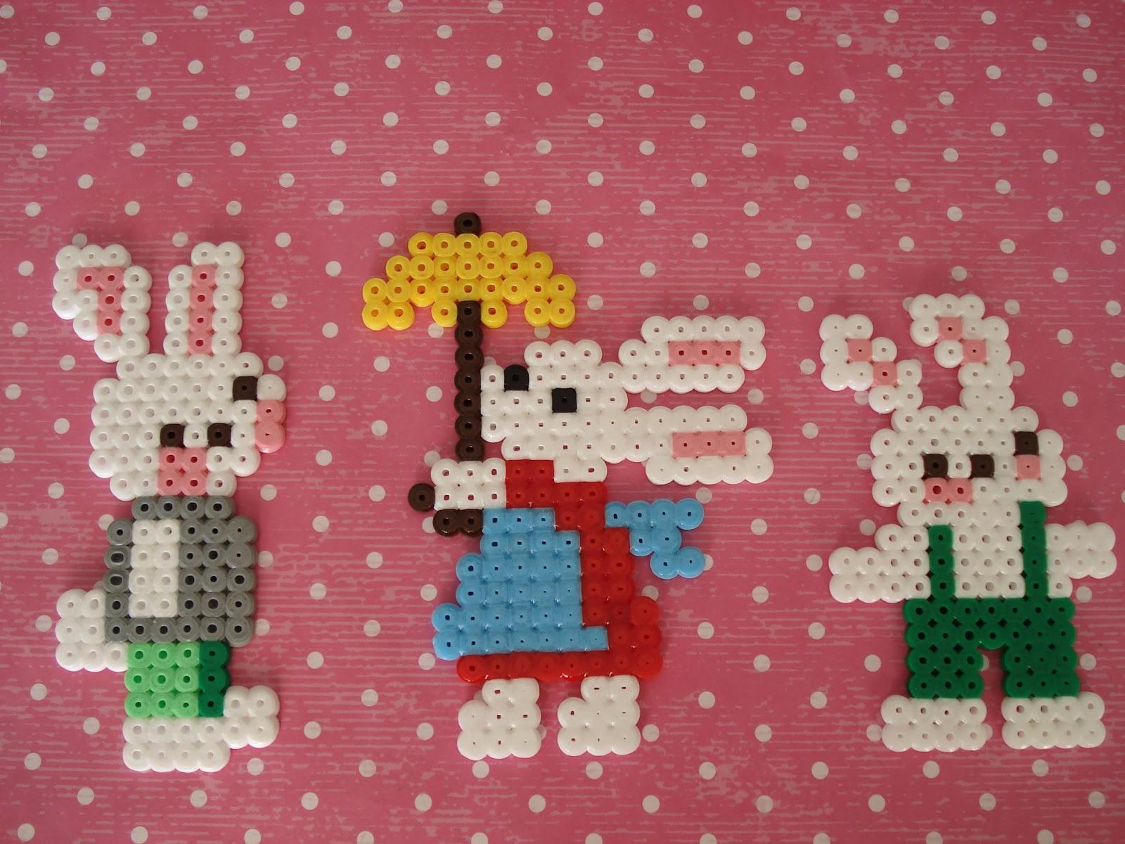 cupcake cutie hama bead projects