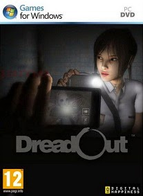 DreadOut Act 2 PC CODEX Full Crack Cover