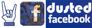 Curta a DUSTED no facebook