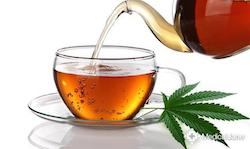 Marijuana Infused Tea