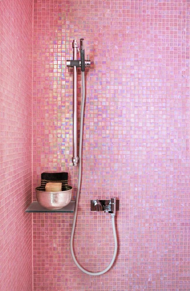 Azulejos Baño Color Rosa:Azulejos De Color Rosa en Pinterest