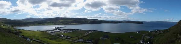 écosse scotland skye randonnée uig