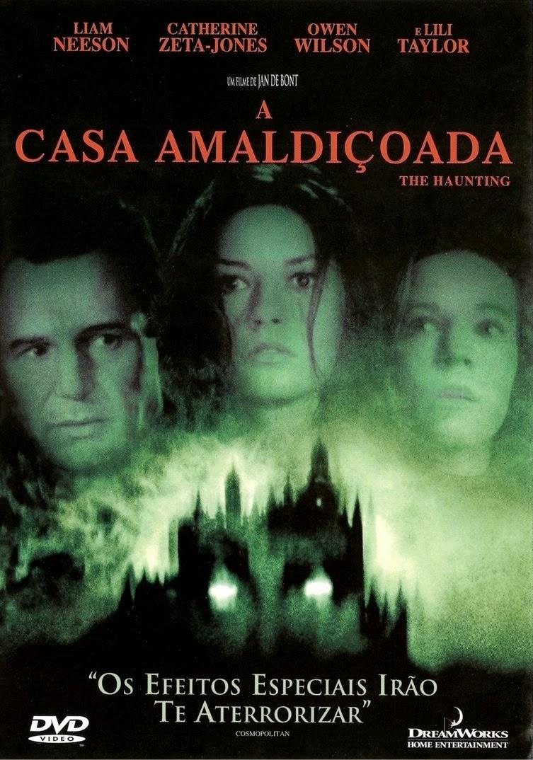 A Casa Amaldiçoada – Dublado (1999)