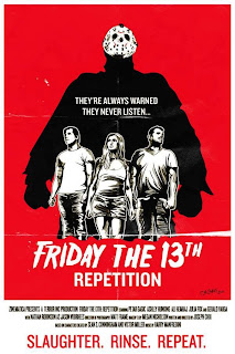 Fan film friday the 13th repetition friday the 13th the franchise