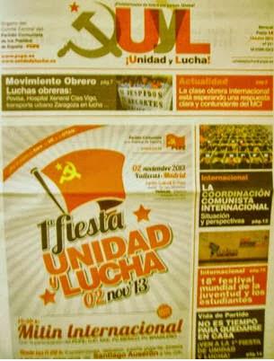 Compra prensa Revolucionaria en Málaga, octubre ...