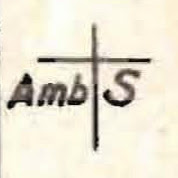 Signo convencional de Sección de ambulancias