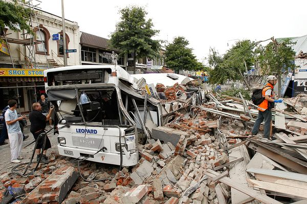 Image Result For Gempa Bumi Taiwan