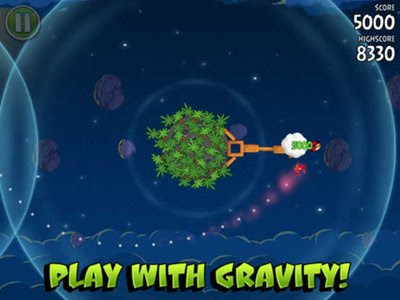 Angry Birds Space v1.2.0 Full Version