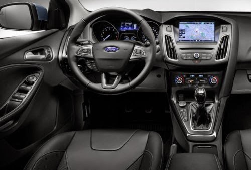 At The Time Of Opening The Door Of The New 2015 Ford Focus Looks  Comfortable Interior Design Because It Comes With A New Interior Space As  The Steering ...