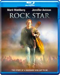ROCK STAR on bluray