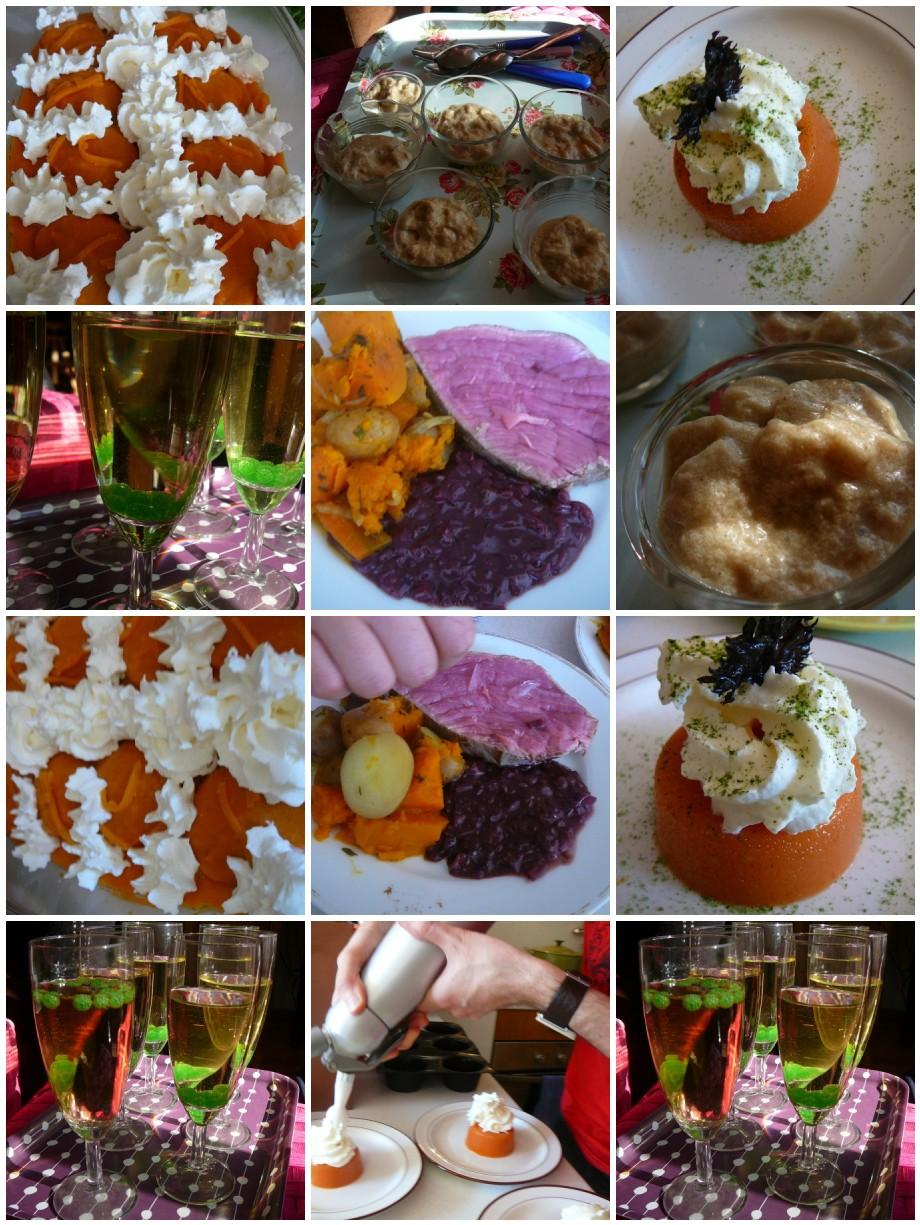 Bombay bruxelles cuisine mol culaire molecular cuisine - Cuisine moleculaire bruxelles ...