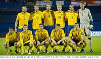 Prediksi Susunan Pemain Sepakbola Swedia vs Prancis EURO 2012
