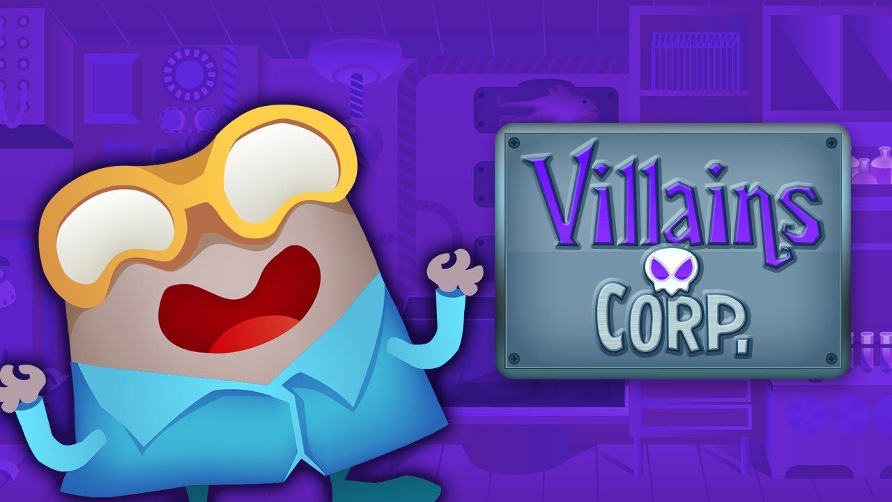 Villains Corp - The Game Gameplay IOS / Android